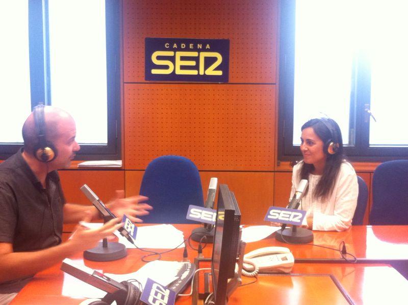 Entrevista Marian Gil en Cadena Ser
