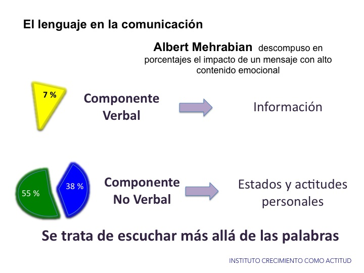 La importancia del Lenguaje No Verbal en la comunicación de nuestro día a día