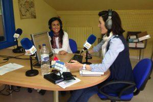 Mi entrevista radiofónica en la Radio de la Comarca de Daroca