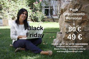 Si quieres invertir en tu Crecimiento Personal – Aprovecha el descuento y compra 5 cursos por 49 € #BlackFriday