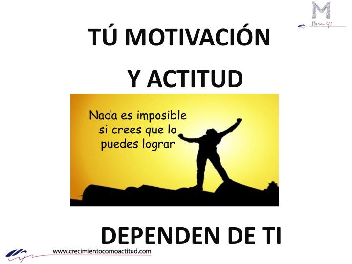 Identificar tus motivaciones para conseguir aquello que te propongas