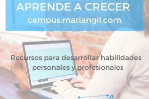 Campus online Marian Gil: piensa en grande