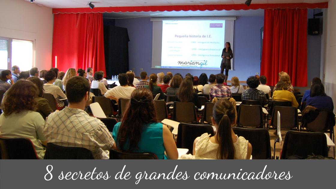 Los secretos de los grandes comunicadores al hablar en público