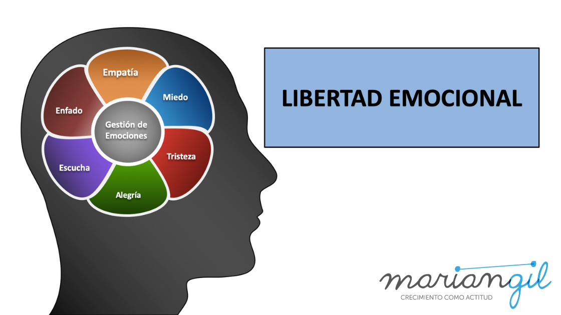 Encuentra tu libertad emocional